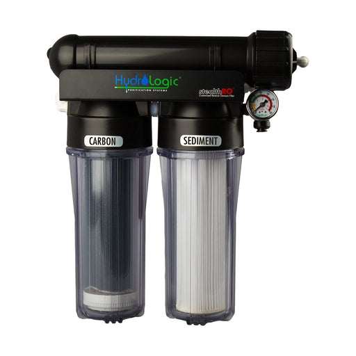Hydro-Logic Stealth-RO150 with Upgraded KDF 85 Filter-NWGSupply.com