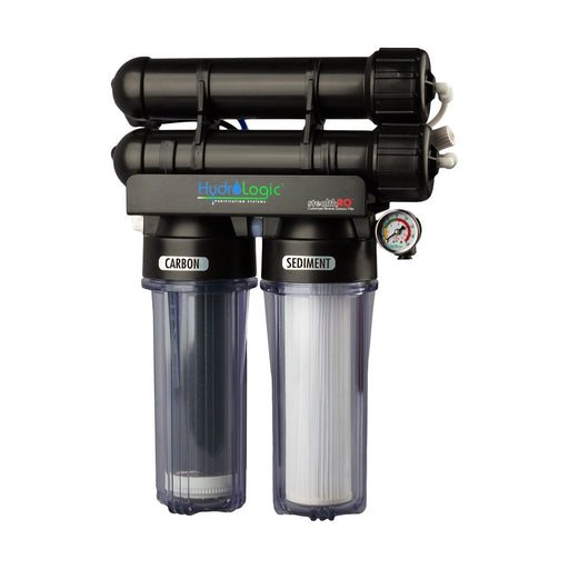 Hydro-Logic Stealth-RO300 w/Upgraded KDF 85 Filter-NWGSupply.com