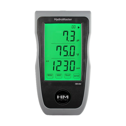 HM Digital Portable/Wall Mount/Bench Continuous pH/EC/TDS/Temp-NWGSupply.com