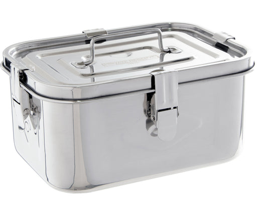 "Private Reserve Airtight Strongbox, 2.5 L, 8.3"" x 6"" x 4""-NWGSupply.com"