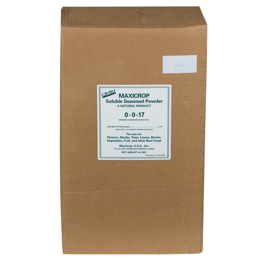 Maxicrop Soluble Powder, 44 lb-NWGSupply.com