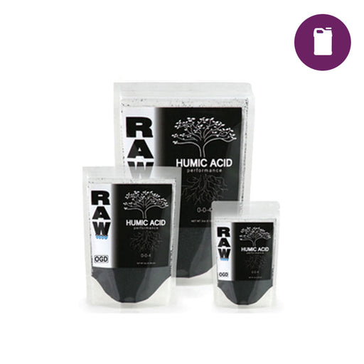 NPK RAW Humic Acid - 8 oz-NWGSupply.com