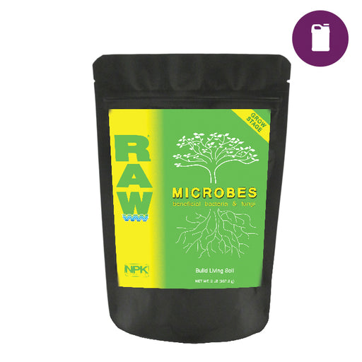 NPK RAW Microbes Grow Stage 2lb-NWGSupply.com