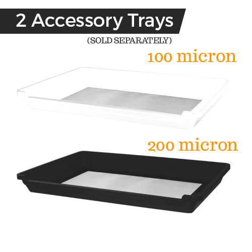 The Trim Tray, Complete w/Pollen Screen-NWGSupply.com