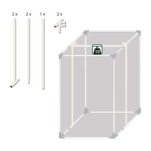 World Wide Garden Supply Hercules Frame Support (for GrowLab120)-NWGSupply.com