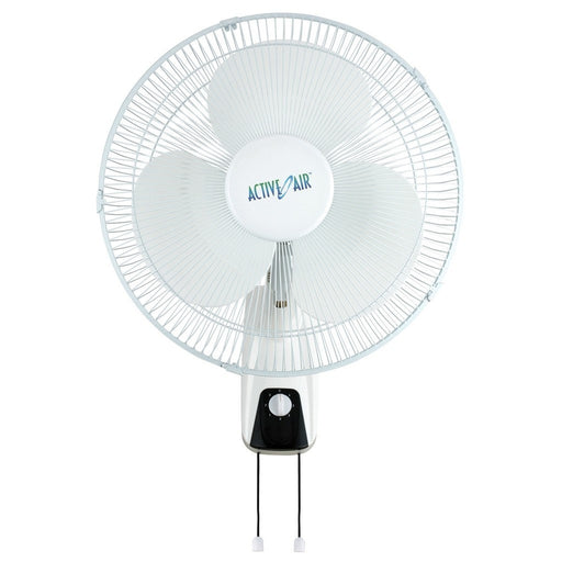 "16"" Wall Mount Oscillating Fan-NWGSupply.com"