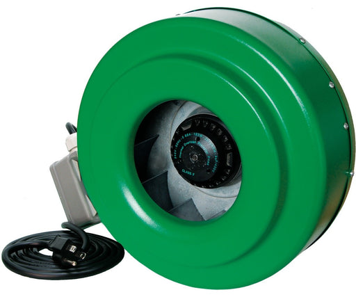 "Active Air 10"" Inline Duct Fan, 760 CFM-NWGSupply.com"