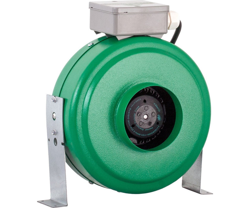"Active Air 4"" Inline Duct Fan, 165 CFM-NWGSupply.com"