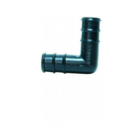 "Active Aqua 1"" Elbow Connector"