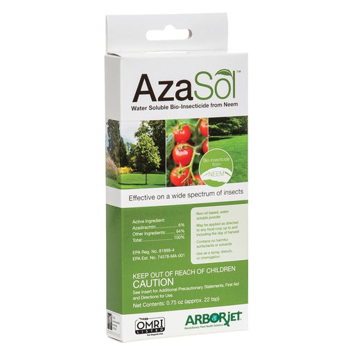 Arborjet Aza Sol Single Pack-NWGSupply.com