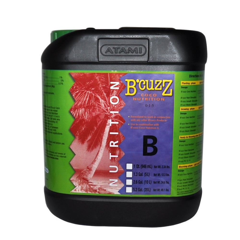 Atami 20L B'Cuzz Coco Nutrition Component B