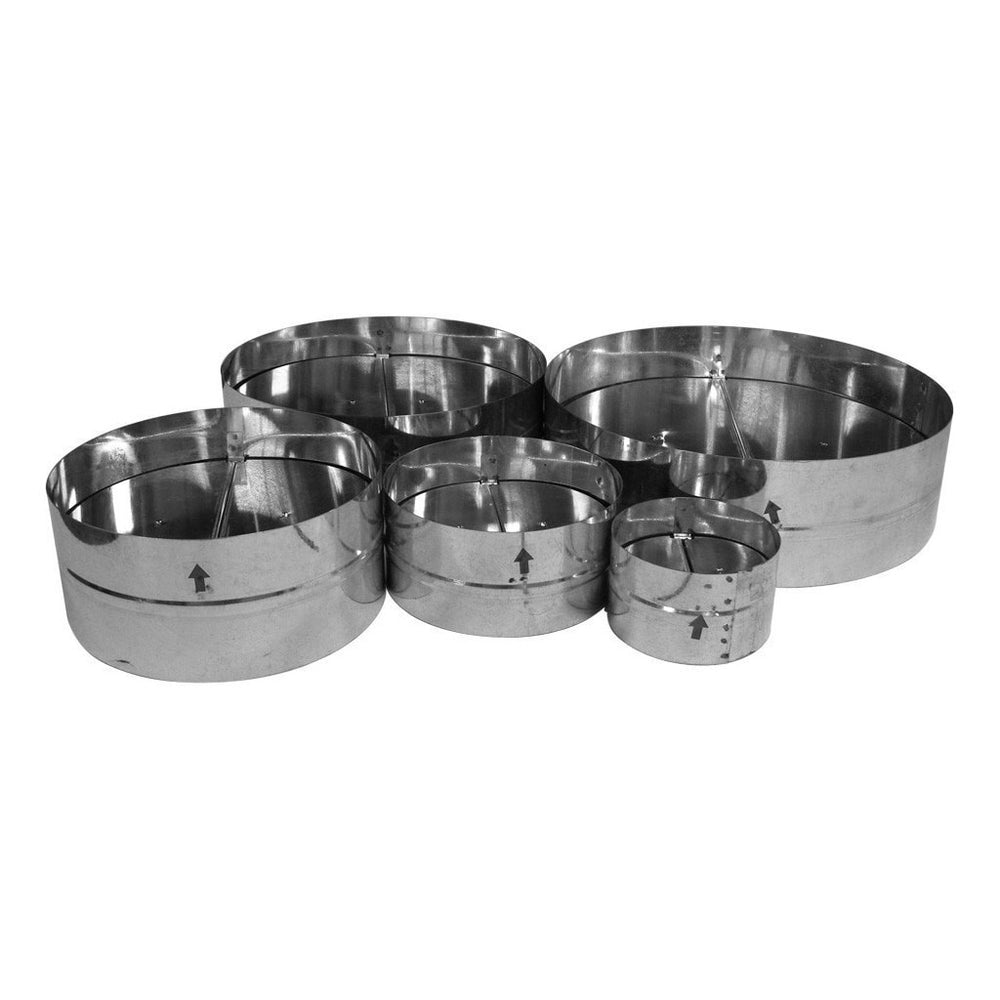 "4"" Backdraft Damper-NWGSupply.com"