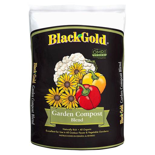 Black Gold Garden Compost, cu ft-NWGSupply.com