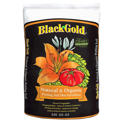 Black Gold Black Gold Natural & Organic, 2 cu ft