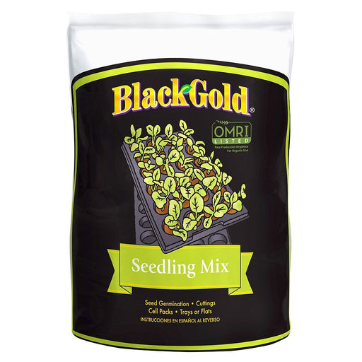 Black Gold Seedling Mix, 16 qt-NWGSupply.com
