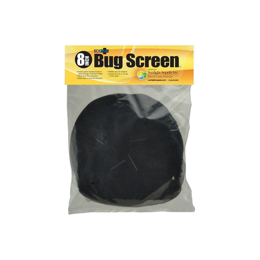 Black Ops Black Ops Bug Screen w/ Active Carbon Insert 8 in