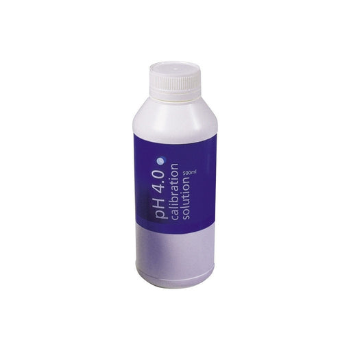 Bluelab pH 4.0 Calibration Solution 500 ml-NWGSupply.com
