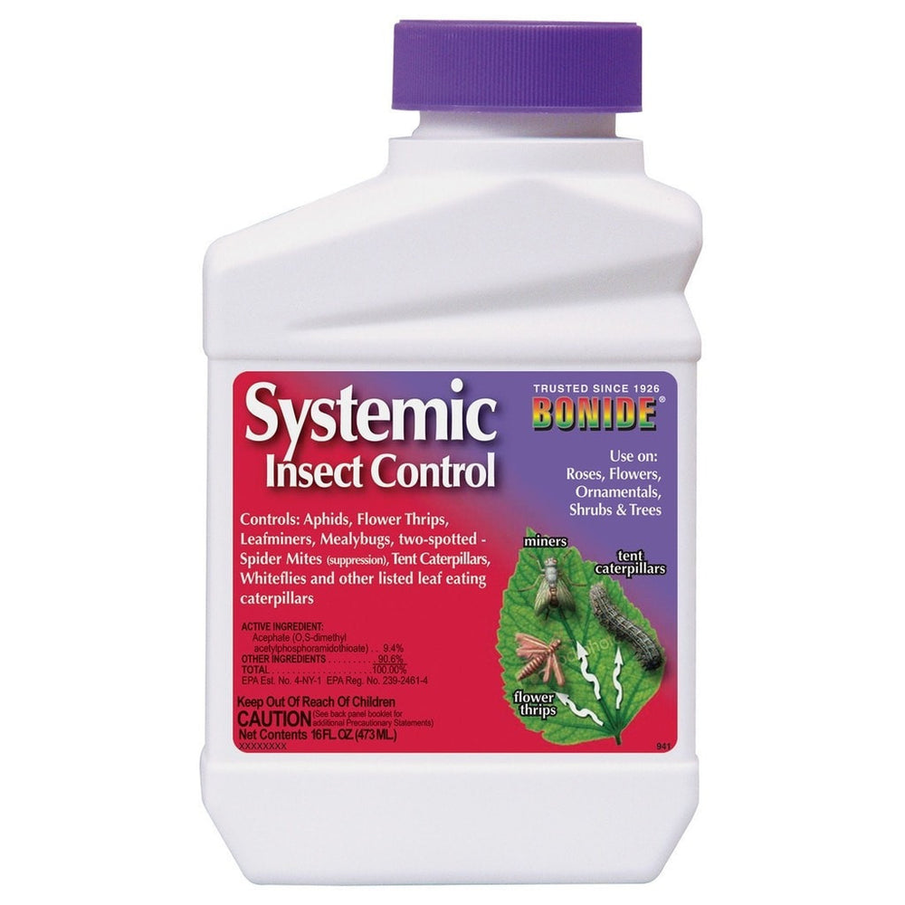 Bonide Bonide Systemic Insect Control Conc. Pint