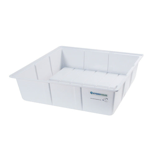 "Botanicare White Grow Tray, 22"" x 22"" x 7""-NWGSupply.com"