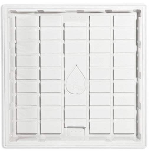 "Botanicare White Grow Tray, 48"" x 48"" x7""-NWGSupply.com"