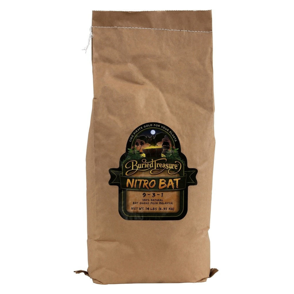 Buried Treasure Buried Treasure Nitro Bat Guano 14 lb