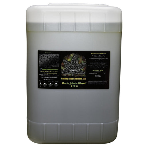 Uncle John's Blend 6 Gallon-NWGSupply.com