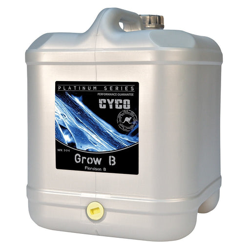 Cyco Grow B, 20 L-NWGSupply.com
