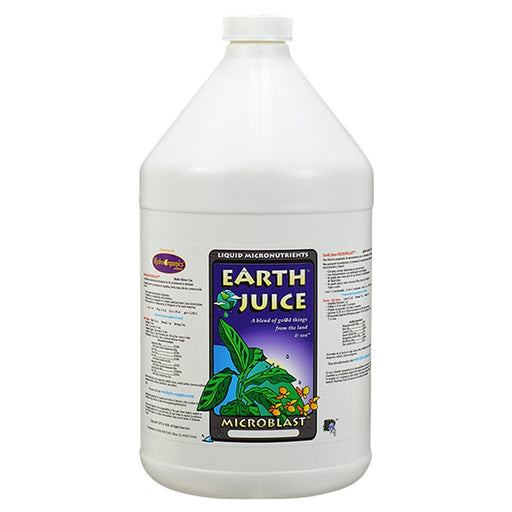 Earth Juice Microblast, gal-NWGSupply.com