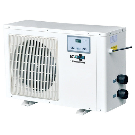 EcoPlus Commercial Grade Water Chiller 1 HP-NWGSupply.com
