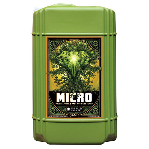 Emerald Harvest Micro 6 Gallon/22.7 Liter-NWGSupply.com