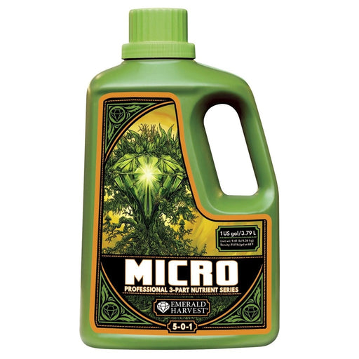Emerald Harvest Micro Gallon/3.8 Liter-NWGSupply.com