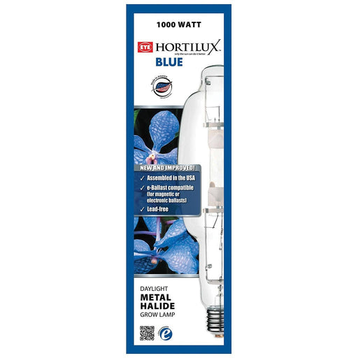 Hortilux MH, 1000W, Blue H Lamp T-120-NWGSupply.com