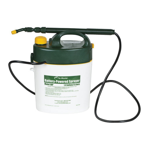 Flo Master Battery Powered Sprayer, 5 L