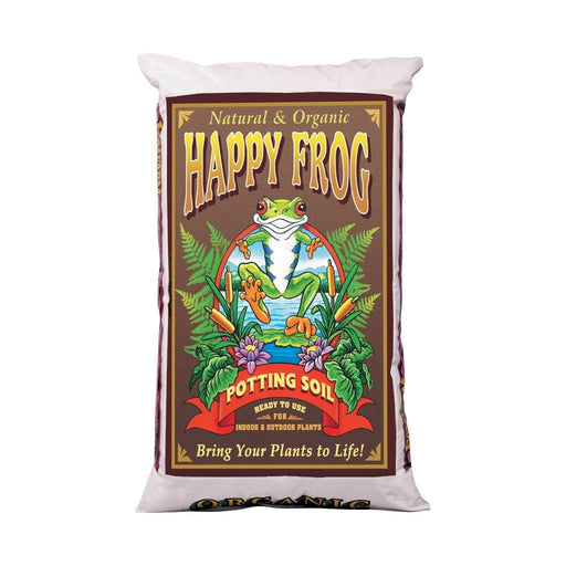 FoxFarm Happy Frog Soil 2 cu ft (46-60/Plt)-NWGSupply.com