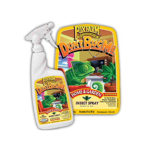 "FoxFarm ""Don't Bug Me"" Pyrethrin Spray - Ready-to-use"