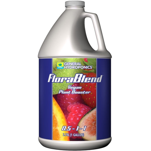 Flora Blend-Vegan Compost Tea 0.5-1-1. 1 gal-NWGSupply.com