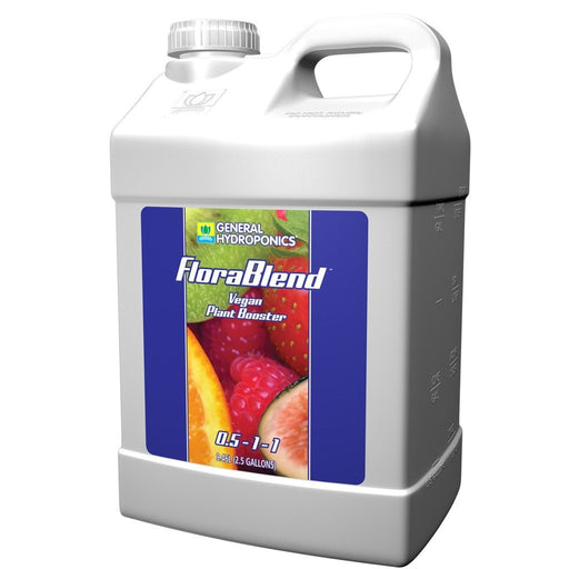 Flora Blend-Vegan Compost Tea 0.5-1-1. 2.5 gal-NWGSupply.com