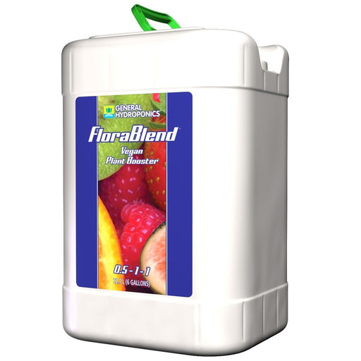 Flora Blend-Vegan Compost Tea 0.5-1-1. 6 gal-NWGSupply.com