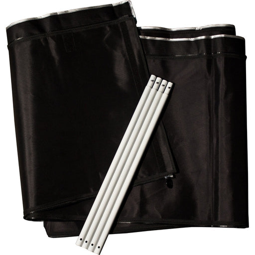 2' Extension Kit 2'x2.5' Gorilla Grow Tent-NWGSupply.com