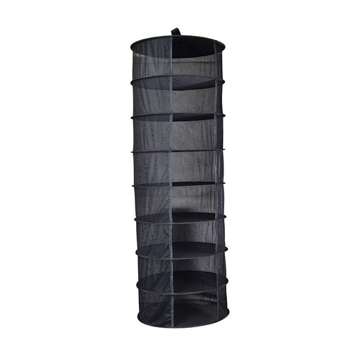 Grower's Edge Dry Rack Partially Enclosed - 2 ft-NWGSupply.com