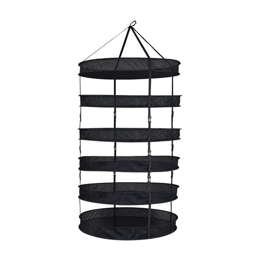 Grower's Edge Dry Rack w/ Clips 3 ft-NWGSupply.com