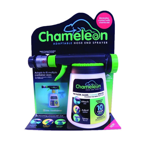 Chameleon Adaptable Hose End Sprayer-NWGSupply.com