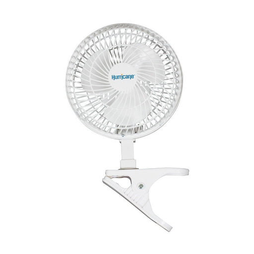 Hurricane 6 in Clip Fan-NWGSupply.com