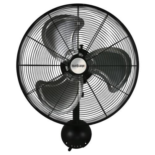 Hurricane Pro High Velocity Metal Wall Mount Fan 20 in-NWGSupply.com