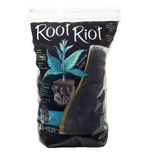 Root Riot Replacement Cubes - 100 Cubes-NWGSupply.com