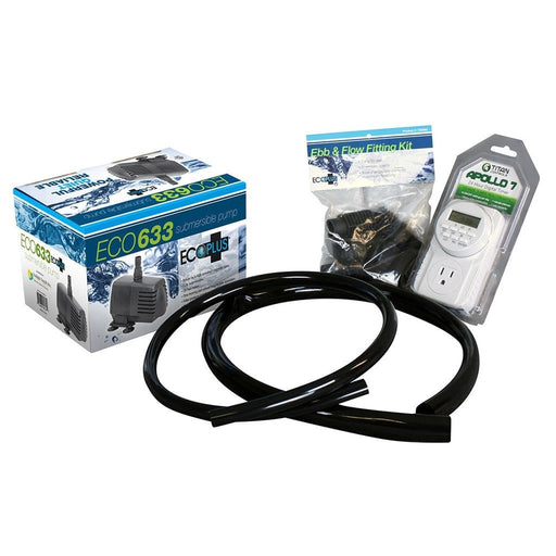 Hydro Flow 4 x 8 Flood and Drain Kit-NWGSupply.com