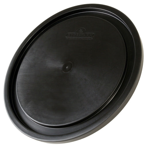 5 Gallon Bucket Lid, Black-NWGSupply.com