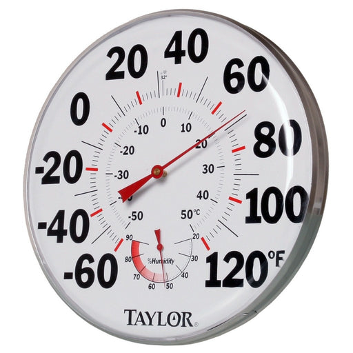 Temperature/Humidity Gauge-NWGSupply.com