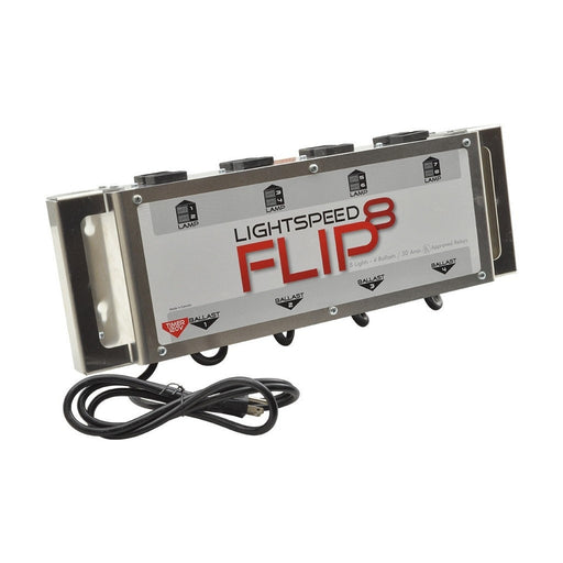 Lightspeed Controller FLIP 8 Lighting Flip Box-NWGSupply.com