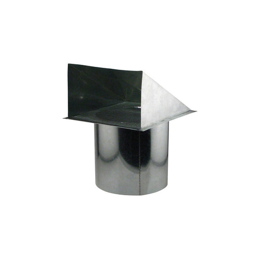Ideal-Air Screened Wall Vent 10 in-NWGSupply.com